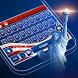 American Keyboard Theme by Keyboard Dreamer