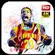 LeBron James Wallpapers HD by Atharrazka Inc.