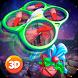 Christmas Cartoon Drone Sim by Cartoon World Games