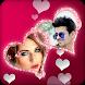 Love Dual Photo Frame by Photo Media App