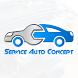 Service Auto Concept by Apps-Pro