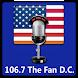 106.7 The Fan D.C. by Winkiapps