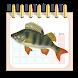 Календарь рыбака by Mobile Platform Fish