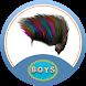 Hair Style Changer - Boys