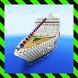 Ship Royal Dream. MCPE map by Anselm Design
