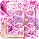 Pink Love Rose Theme by Theme Designer