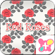 Flower Wallpaper Red Roses by +HOME by Ateam