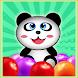 Panda jungle pop