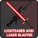 Blasters and lightsabers by RedBor Games