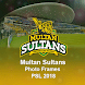 PSL 2018 - Multan Sultans Photo Frames