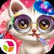 Baby Kitty Makeover Salon by Lv Bing