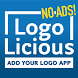 Add logo or watermark to photo by The Laughing Dutchmen