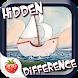 Alphaboat Hidden Difference by SecretBuilders Games
