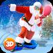 Christmas Hoverboard Simulator by Cartoon World Games