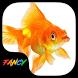 Gold Fish Fancy Keyboard Theme by Fancy Keyboard Theme