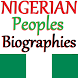 Great Nigerian peoples Biographies in English by Mahendra Seera