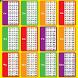 math multiplications by Hendi App