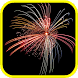 Christmas fireworks Live Wallp by FreeWallpaper