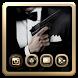 Black Gentleman - Spy Theme by HD Live Wallpaper 2017