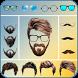 Boys Beard Photo Editor:Men hair style,mustache