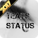 New Tears Status 2017 by statusappworld