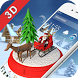 Merry Christmas 3D Theme by Launcher 3D Pro