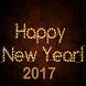 Happy New Year 2017 Wallpapers by NeeoSaam