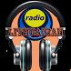 Lithuanian Radio by blue sky