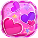 Love Hearts Live Wallpaper by Teddy App Mania