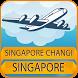 Flights Tracker - Singapore Changi Airport by Jitendra Choudhary