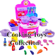 Cooking Toys Collection by Devcalhoba