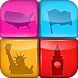 Geography Quiz Game by Webelinx