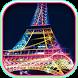 Paris City Lights Wallpapers by Lollipop Studio - Premium Games and Applications