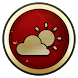 IM Golden Theme for Chronus Weather Icons by N.A DEV