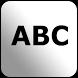 ABC Keyboard by TS Yoon