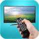Remote control for All TV by hafdev.inc