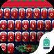 Merry Christmas Theme Keyboard by Best Keyboard Theme Design