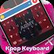 Kpop Keyboard Theme by AdProDev