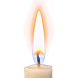 Candle Live Wallpaper by Progimax