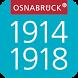 Osnabrück 1914 - 1918 by Stadt Osnabrück