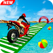 Racing In Moto Bike Stunt Race by Gamers Bell