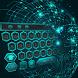 Green technology keyboard by Brandon Buchner