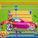 Sports Car Factory Simulator by Kids Fun Studio