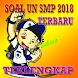 Soal UN SMP 2018 Lengkap Terbaru