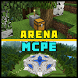 Arena Map for Minecraft PE by Domino Apps