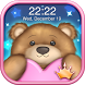 Cute Teddy Bear Live Wallpaper: Background Themes by Fashion Queen Apps