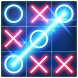 Tic Tac Toe Glow by Arclite Systems