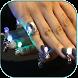 LED Nails - Nail Designs - Nails art Designs by MeniApps