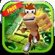Banana Monkey Kong Jungle by Discover&Play