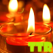 Candle live wallpaper by TTR
